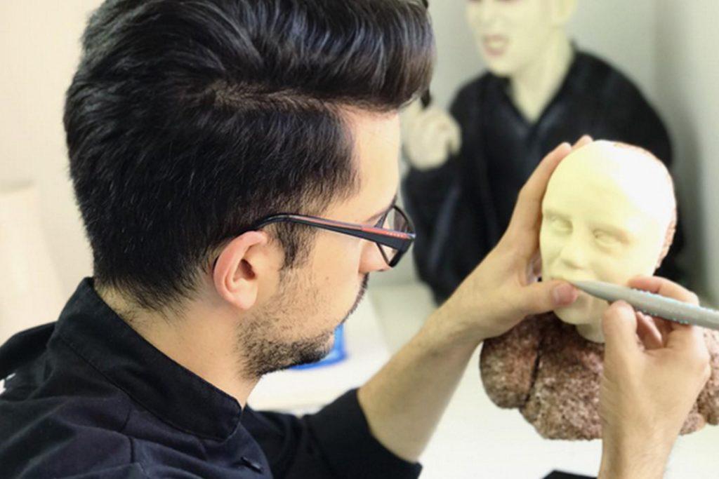 como-esculpir-rostro-con-fondant