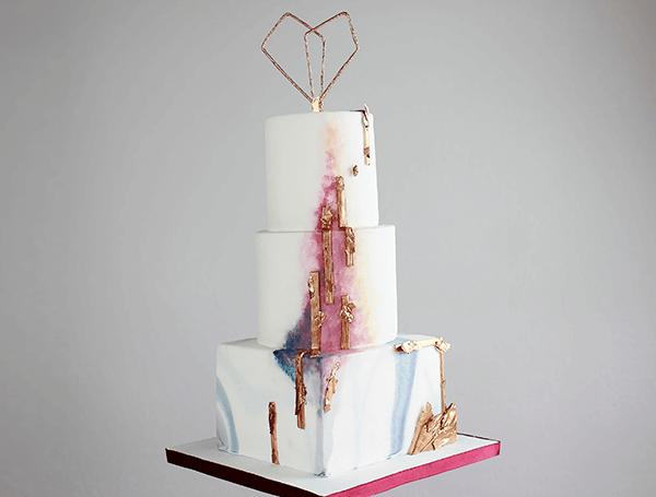 pastel-boda