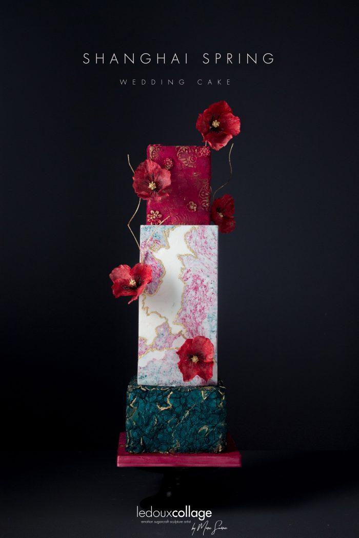 le_doux_collage_wedding_cake_shanghai
